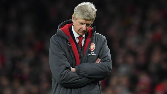 Arsene Wenger is facing increasingly vocal calls to quit Arsenal after a woeful run of results this season