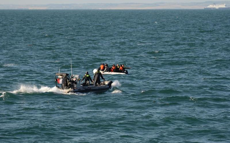 Migrant Channel crossing incidents - Maritime Prefecture of the Channel and the North Sea