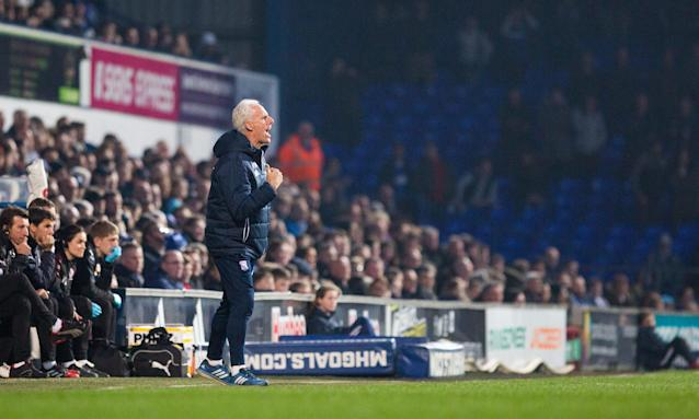 Mick McCarthy has left Ipswich with immediate effect after the win over Barnsley.