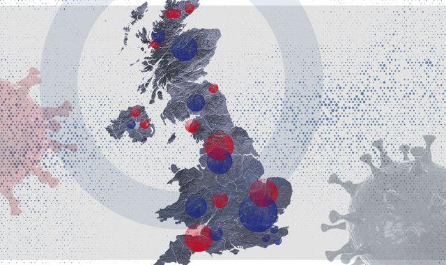Coronavirus: Towns across England added to COVID-19 watchlist - find out if your area is affected