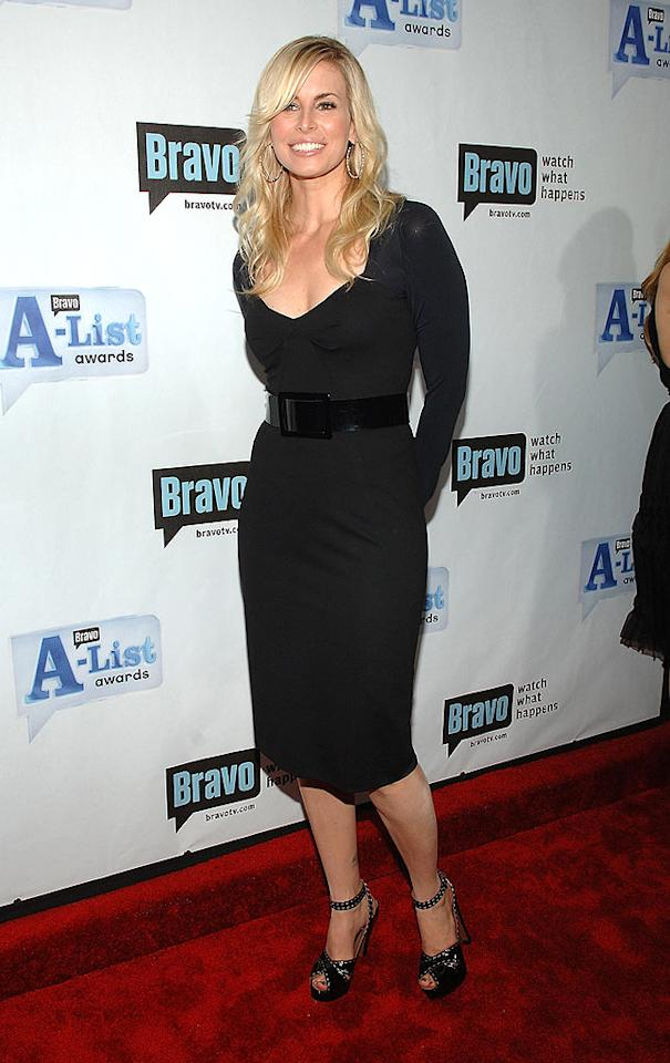 """As a model, Niki Taylor knows you can never go wrong with basic black. Jamie McCarthy/<a href=""""http://www.wireimage.com"""" target=""""new"""">WireImage.com</a> - June 4, 2008"""