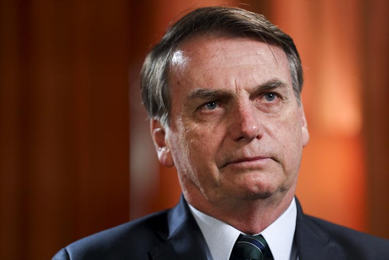 Bolsonaro's Amazon Flame Throwing Unsettles Farming Support Base