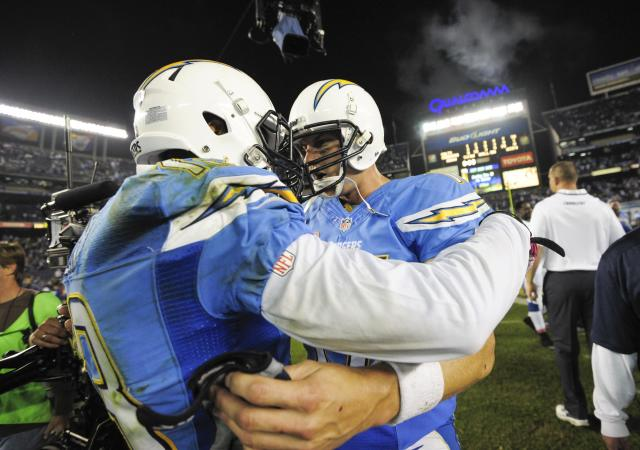 Rivers: beating Colts was turning point for Bolts