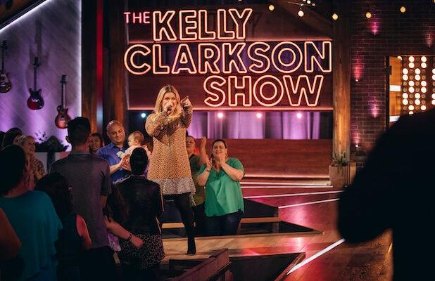 'The Kelly Clarkson Show' Renewed Through 2021 by NBCUniversal