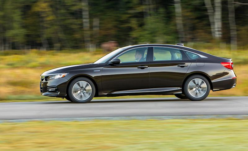 2018 honda accord hybrid. Interesting Accord Like A Confirmed Urbanite Who Never Strays Far From The City Honda  Accord Hybrid Isnu0027t Taking Well To Rural New Hampshire Nearly Two Decades Since  And 2018 Honda Accord