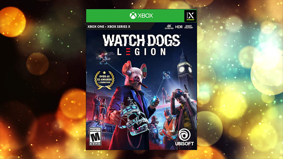 Save half on Watch Dogs: Legion for Xbox Series X / S and Xbox One.  (Photo: Microsoft)