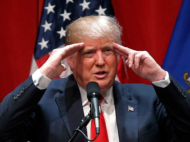 NATE SILVER: Donald Trump's chances of locking up the ...
