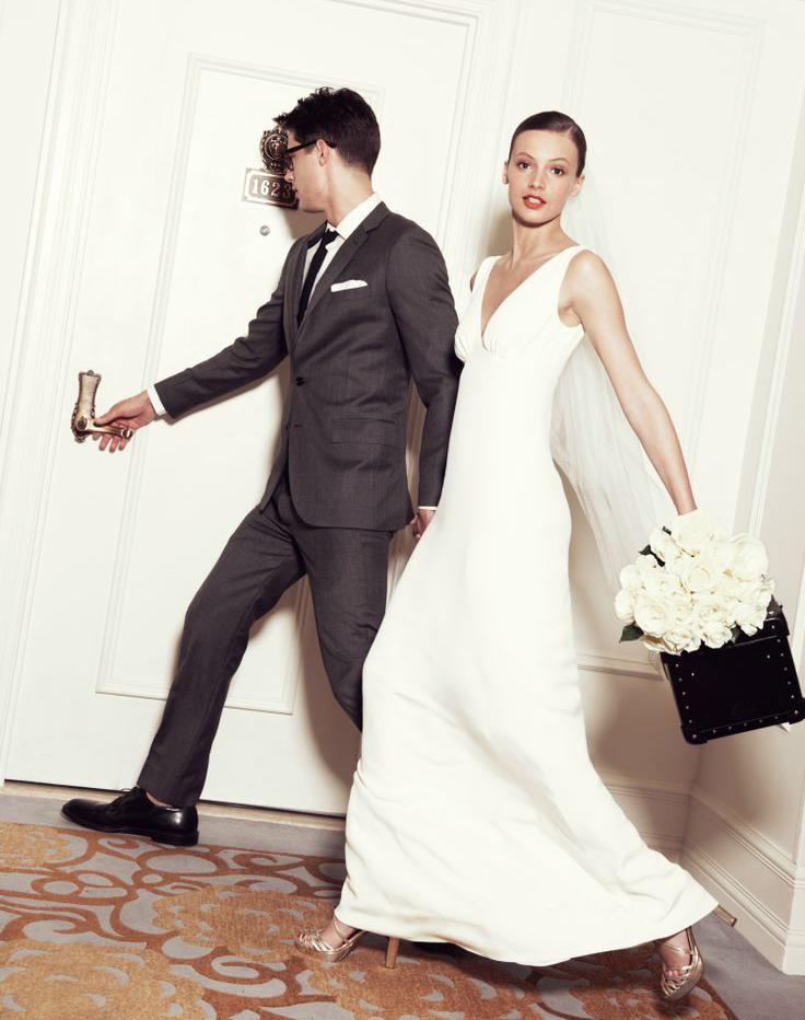 J.Crew Is Breaking Up With Its Bridal Line