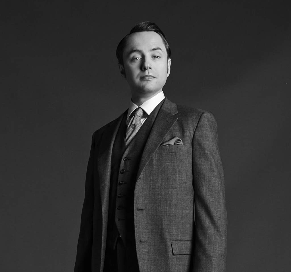 Pete Campbell (Vincent Kartheiser) - Mad Men - Season 6