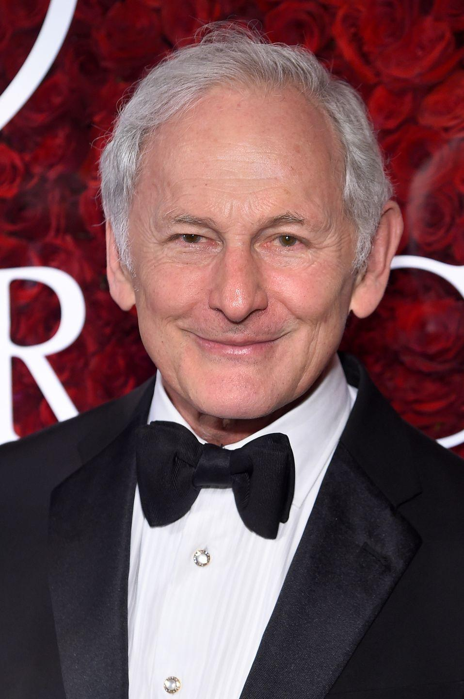 <p>Garber looks the exact same as he did in 1986, except now the <em>Titanic </em>actor has all white hair. </p>