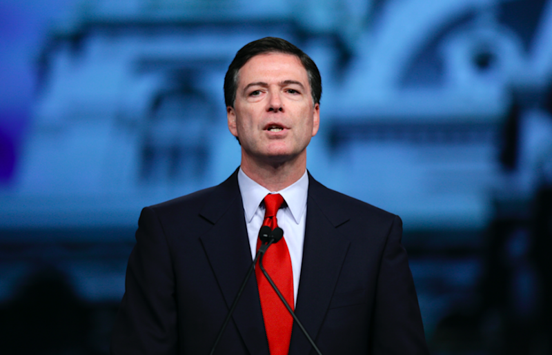 James Comey has agreed to testify about Russian interference during the US election. Photo: AP