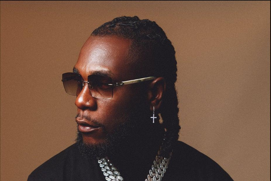 <p>On the back burna: The Nigerian megastar has had to hold off touring his new album, Twice As Tall, due to Covid</p> (PR handout)