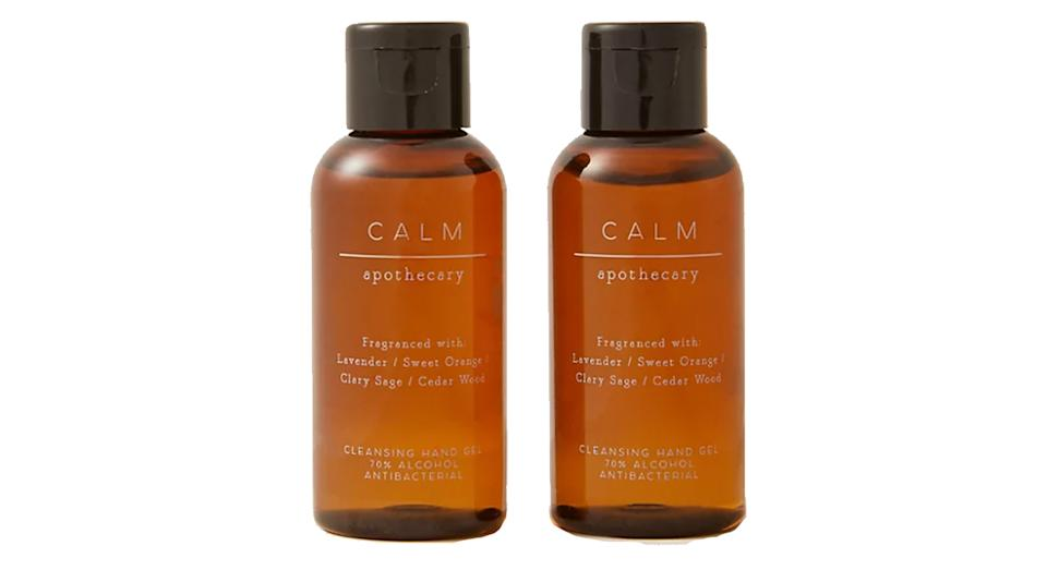 Apothecary 2 Pack Calm Hand Sanitiser