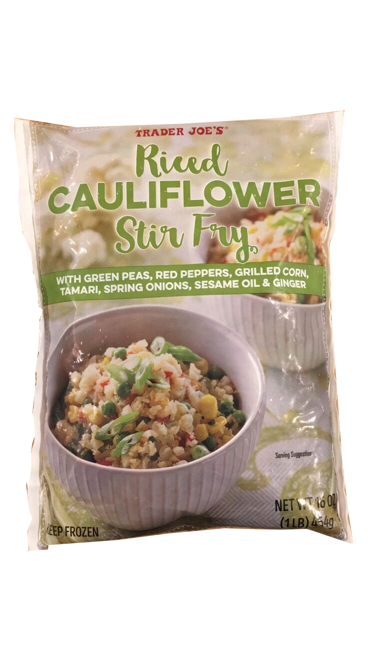 <p>I was very excited to try this one, and it didn't disappoint. The texture isn't the same as regular fried rice, but the overall taste will definitely satisfy your fried rice craving.</p>