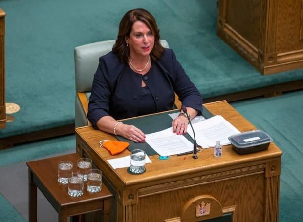 Finance Minister Siobhan Coady said the provincial government is 'tackling the important fiscal issues facing our province.'