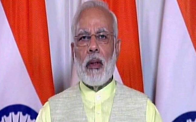Dialogue only way to resolve conflicts: PM Narendra Modi at 'Samvad'