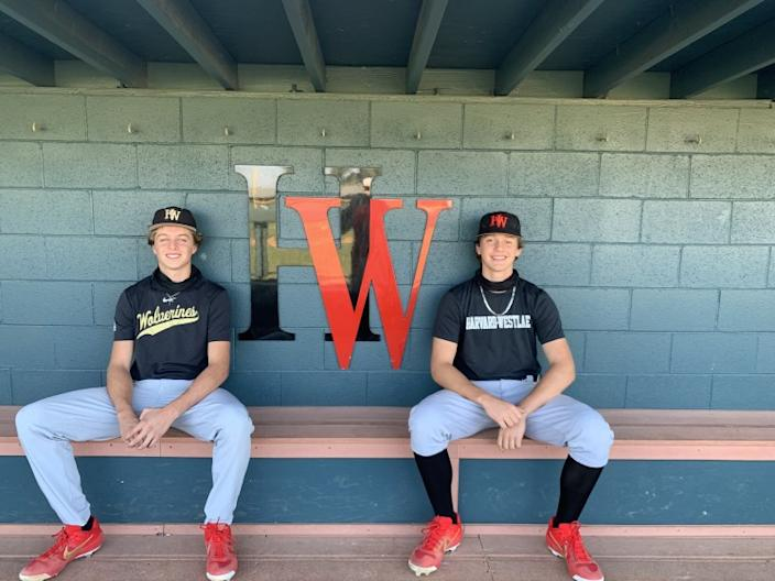 Harvard-Westlake has three alumnus as starting pitchers in the big leagues and these two freshmen.