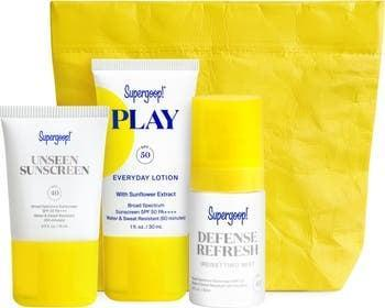 <p>The <span>Supergoop! SPF From Head-to-Toe Sunscreen Set</span> ($28) is the perfect gift for the one who obsesses over sunscreen.</p>