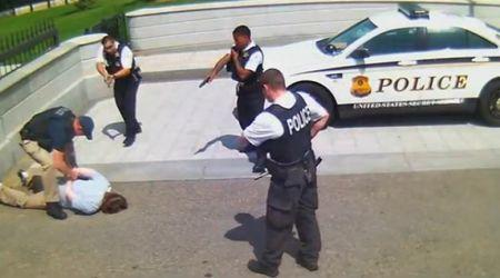 Man Who Brandished Gun Near White House Sentenced To House Arrest