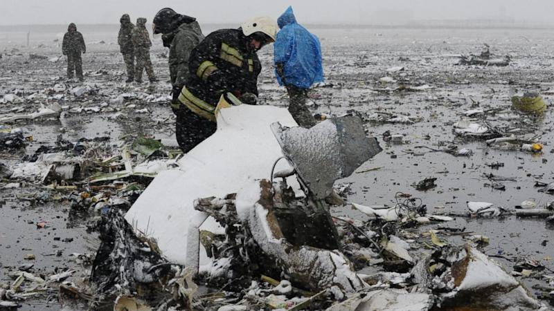 Pilot Error or Mechanical Failure Most Likely Caused Plane Crash in Russia, Investigators Say