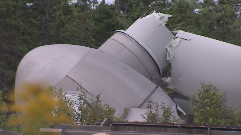 Cape Breton wind turbine was regularly inspected before collapse