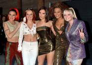 FILE PHOTO: THE SPICE GIRLS ARRIVE FOR THE BILLBOARD MUSIC AWARDS IN LAS VAGAS