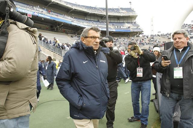 Penn State AD gives details about Joe Paterno commemoration
