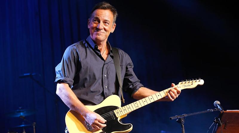 Bruce Springsteen Plans Intimate Broadway Residency