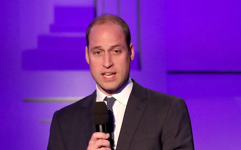 The Duke Of Cambridge attends a screening of the BBC's 'Mind Over Marathon' Documentary - Getty Images Europe