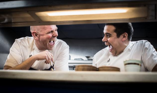 Tom Kerridge's pub The Hand and Flowers might have won two Michelin stars, but it's actually inspired by the retro pub-restaurant chain, Berni Inn.