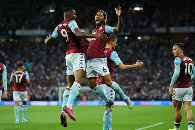 Premier League: Aston Villa Get First Points With 2-0 Victory Over Everton