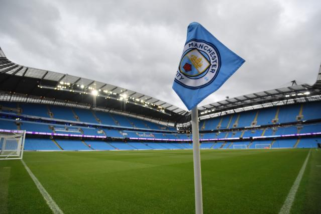 City moved into the City of Manchester Stadium in 2003 (Getty)