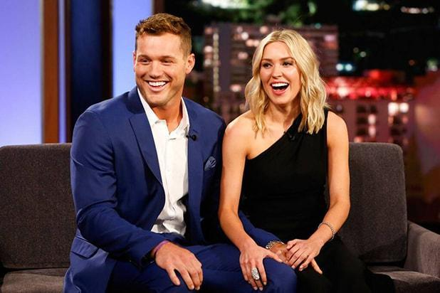 The Bachelor Colton Cassie