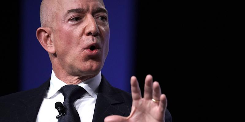 Jeff Bezos Defends Amazon Taking Defense Contracts Even As Google