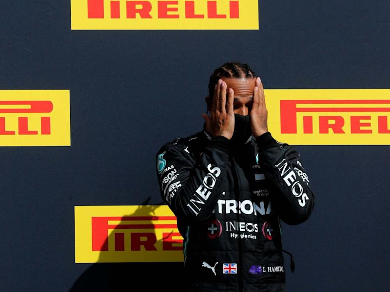 Lewis Hamilton's dramatic final lap in the British Grand Prix proves how hard it is to dominate F1: AP