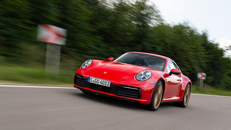The Manual Transmission Lives ON For The All-new Porsche 911 (992)