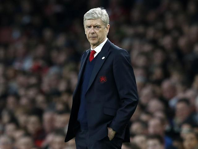 Arsene Wenger has not yet decided if he will leave Arsenal at the end of the season: Getty