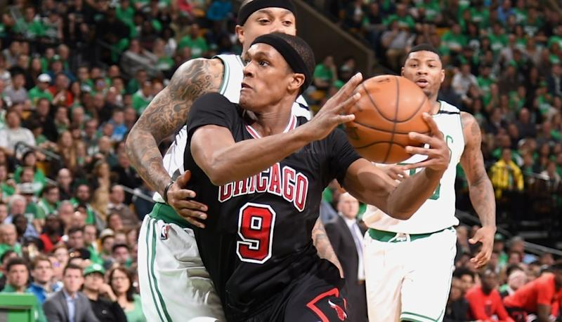 NBA: Rondo prend une grosse amende pour... un simple croche-pied contre les Celtics
