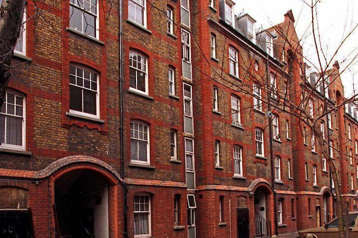 Way ahead: the Boundary Estate in Shoreditch — the first council housing in London