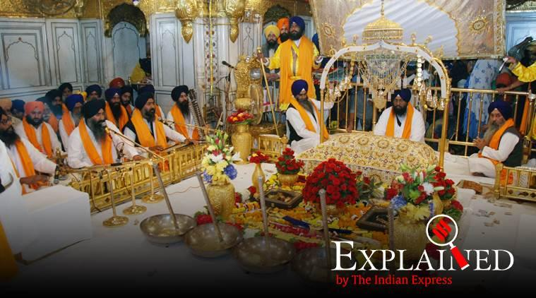 women entry in golden temple, women in golden temple, rehat maryada, sikh women kirtan, women not allowed to do kirtan in golden temple, guru nanak dev birth anniversary, golden temple amritsar