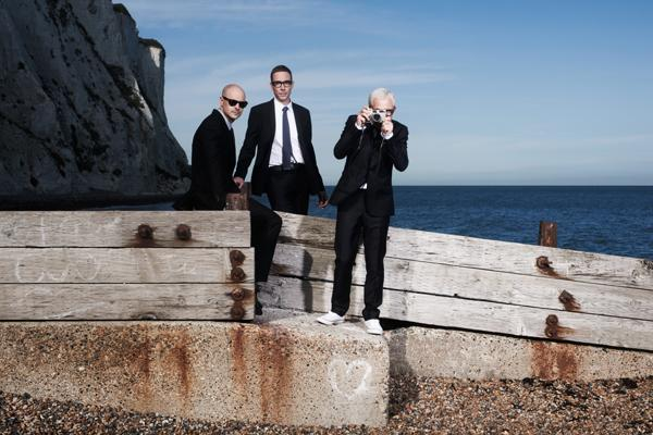 Above and Beyond Bliss Out on 'Mini-Mix'