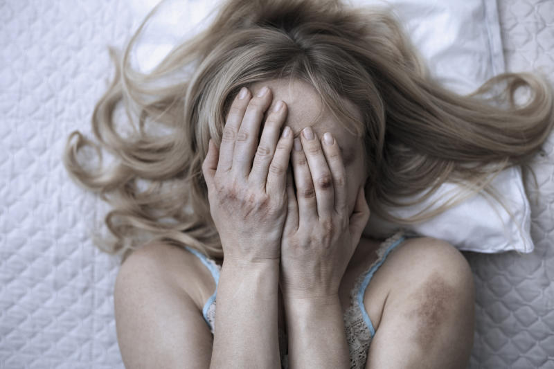 Domestic violence is a growing issue, but are women's support centres sustainable? Source: Getty