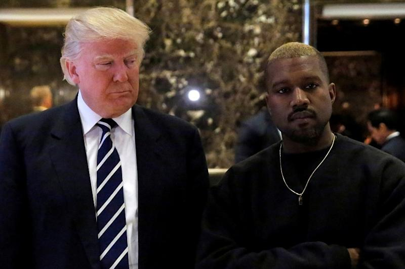 Donald Trump On Kanye West's Presidential Run: He's Always Going To Be For Us