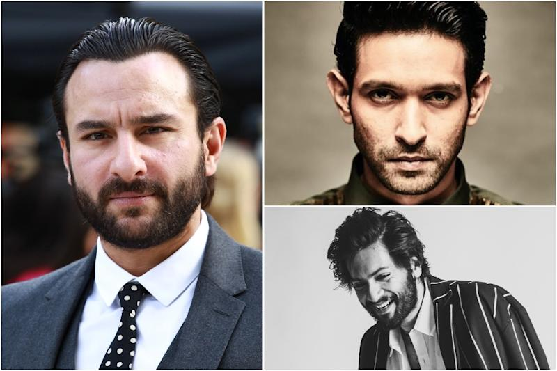 International Men's Day: Saif Ali Khan to Ali Fazal, Take a Look at 5 Hottest Men of Indian OTT