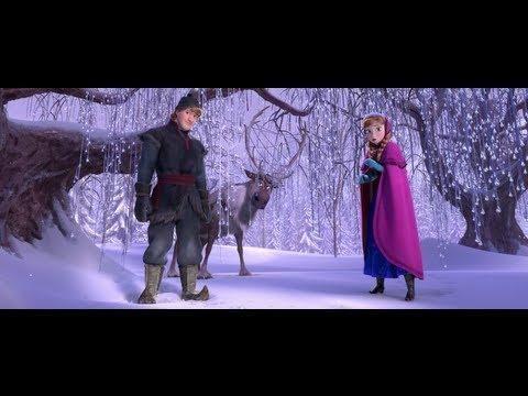 """<p>As well as the songs that never leave your head, Frozen brings an all-star cast (Kristen Bell and Idina Menzel) as well as a powerful story of sisterhood that trumps any romantic relationship.</p><p><a href=""""https://www.youtube.com/watch?v=TbQm5doF_Uc&t=88s"""" rel=""""nofollow noopener"""" target=""""_blank"""" data-ylk=""""slk:See the original post on Youtube"""" class=""""link rapid-noclick-resp"""">See the original post on Youtube</a></p>"""