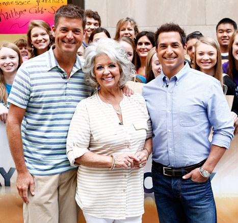 """Paula Deen's Sons Jamie, Bobby: She's Not a Racist, Scandal Is """"Character Assassination"""""""