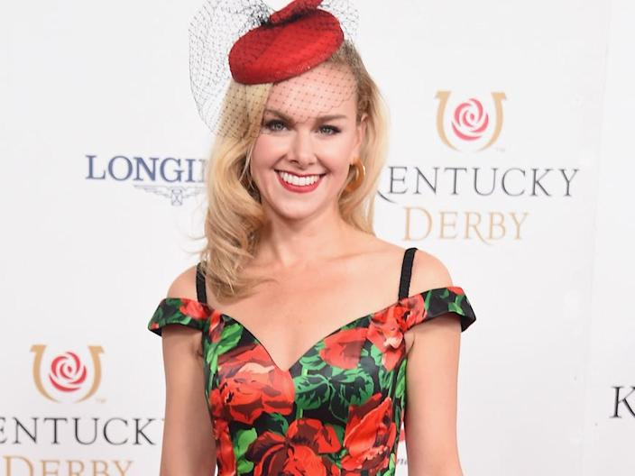 "Laura Bell Bundy confirmed that she no longer has the novel coronavirus. <p class=""copyright"">Michael Loccisano/Getty Images for Churchill Downs</p>"