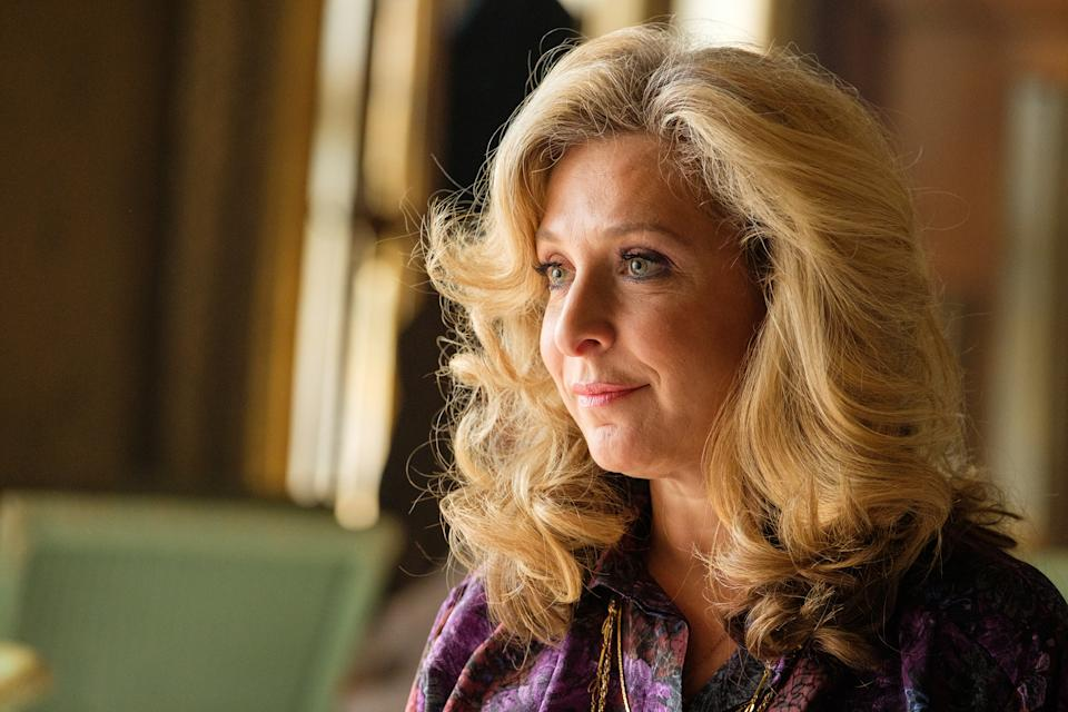 Tracy Ann Oberman as Carol in It's A Sin (C4)