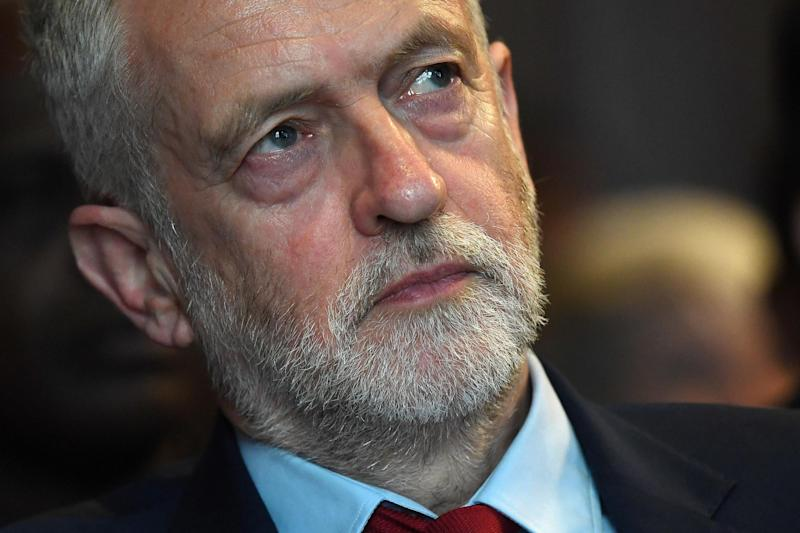 Support: The twice-elected Labour leader does not come out so favourably in a recent poll: EPA