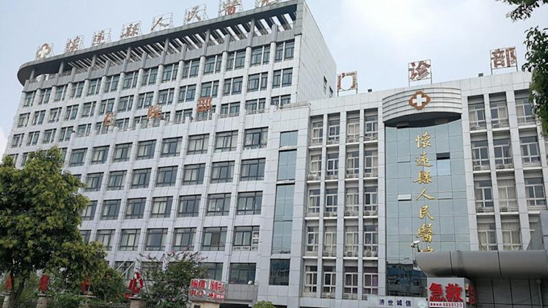 Chinese hospital staff accused of illegal organ harvesting